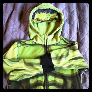 Other - Hulk Hooded Sweatshirt